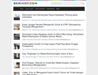 berihot.com screenshot