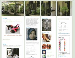 beringharjoshop.wordpress.com screenshot