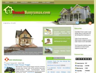 berita.rumahbanyumas.com screenshot