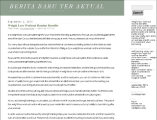 beritabaru.org screenshot