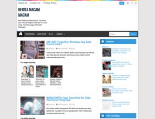 beritamacam2.blogspot.com screenshot