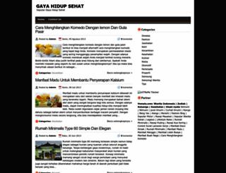 beritapanasterbaru.blogspot.com screenshot