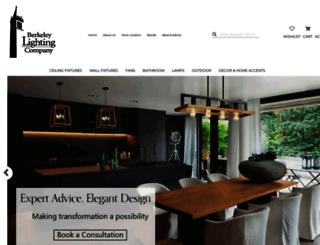 berkeleylighting.net screenshot