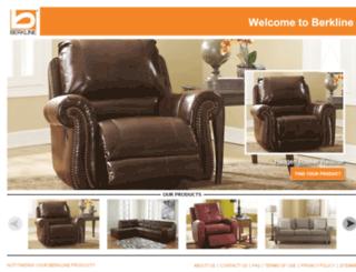 berkline.com screenshot