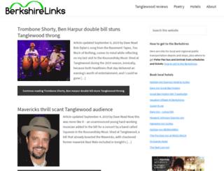 berkshirelinks.com screenshot