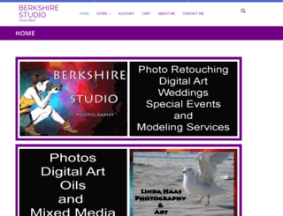 berkshirestudio.com screenshot