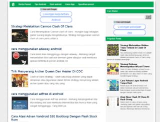 berlalu.com screenshot