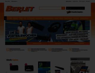 berlet.de screenshot