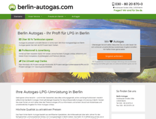 berlin-autogas.com screenshot