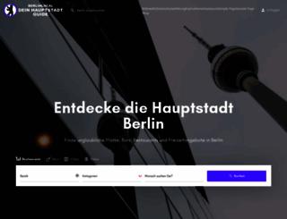 berlin-local.de screenshot