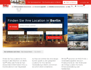 berlin-locations.info screenshot