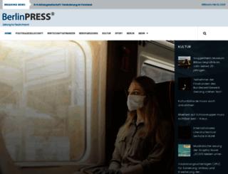 berlin-press.de screenshot