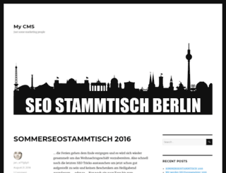berlinblob.de screenshot