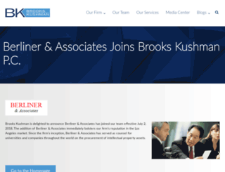 berliner-ip.com screenshot