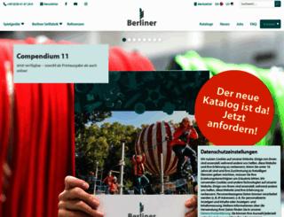 berliner-seilfabrik.com screenshot