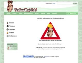 berlinmittegirl.de screenshot
