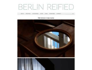 berlinreified.com screenshot
