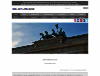berlinstadtservice.de screenshot