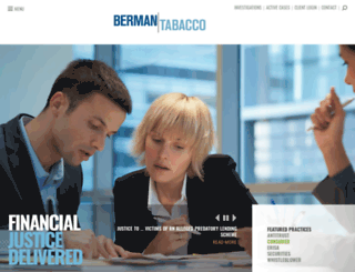bermanesq.com screenshot