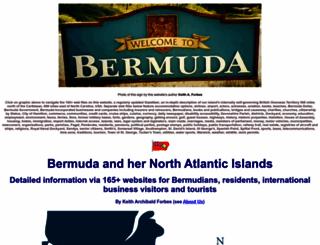 bermuda-online.org screenshot