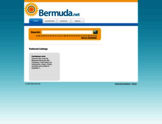bermuda.net screenshot