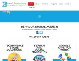 bermudadigitalagency.bm screenshot