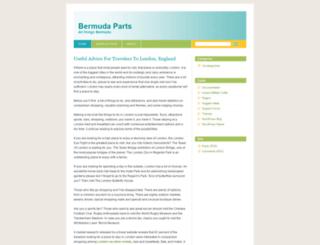 bermudaparts.com screenshot