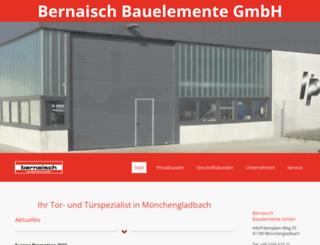 bernaisch.de screenshot