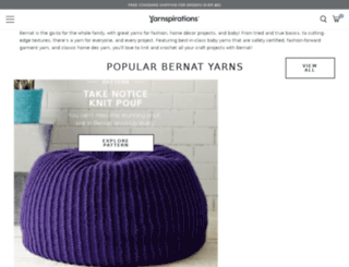 bernat.com screenshot