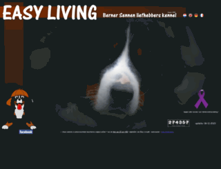 bernersennenhonden.be screenshot
