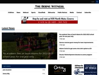 bernetriweekly.com screenshot