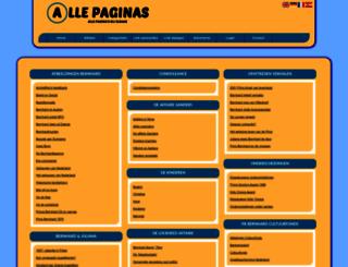 bernhard.allepaginas.nl screenshot