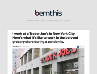 bernthis.com screenshot