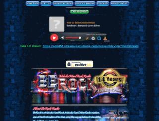 berock-live.com screenshot
