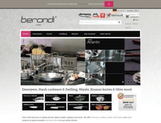 berondi.com screenshot
