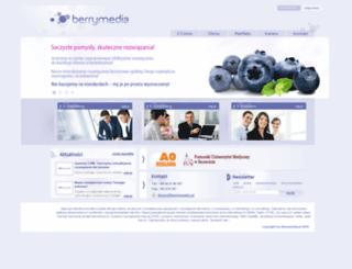 berrymedia.pl screenshot