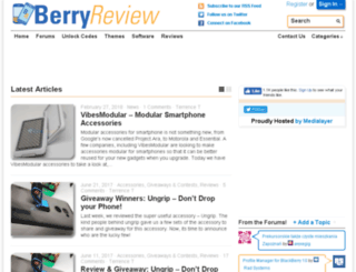 berryreview.com screenshot