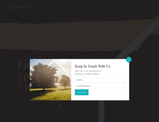 berrys.uk.com screenshot