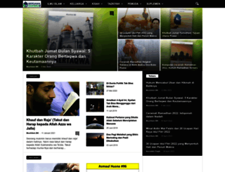 bersamadakwah.net screenshot