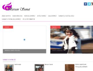 bersansanat.com screenshot
