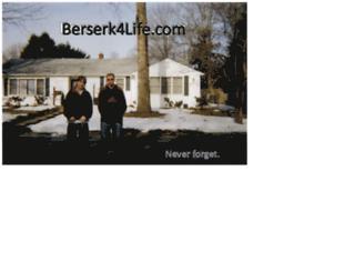 berserk4life.com screenshot