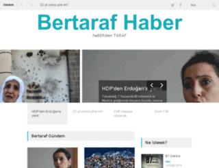 bertarafhaber.com screenshot