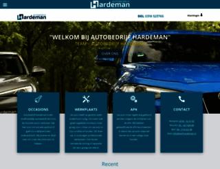 berthardeman.nl screenshot