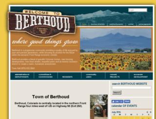 berthoud.fredsusedwebsites.com screenshot