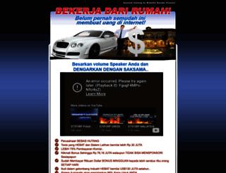 bertiga.stiforpid.com screenshot