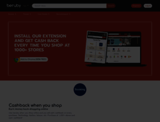 beruby.com screenshot