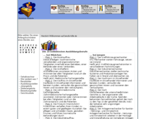berufs-hilfe.de screenshot