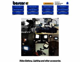 bescor.com screenshot