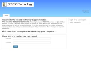 besddc2.besd53.org screenshot