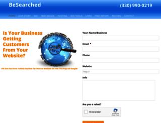 besearched.com screenshot